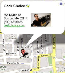 Geek Choice San Antonio
