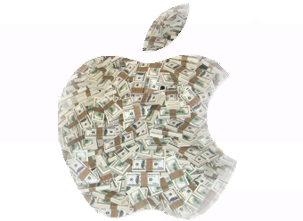 apple tax trouble