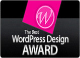 best WordPress design award