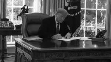 Trump Signs National Emergency to Protect Computer Tech.